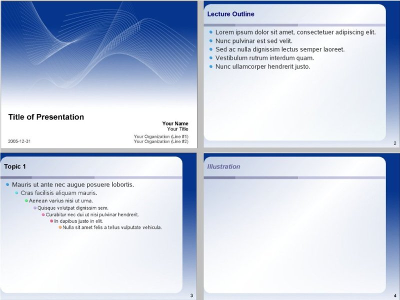 Impress templates for Openoffice impress templates free download